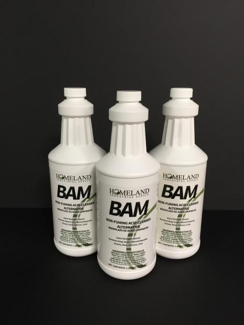 Bam Homeland Industrial Supply