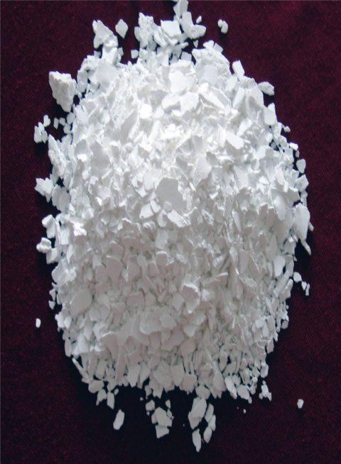 Calcium Chloride Flakes Homeland Industrial Supply